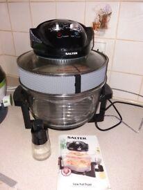 Salter halogen cooker