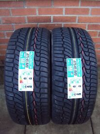 "2 X 20"" BRAND NEW ACCELERA ALL SEASON M+S TYRES 275/45R20 (FREE MOBILE FITTING) 275 45 20"