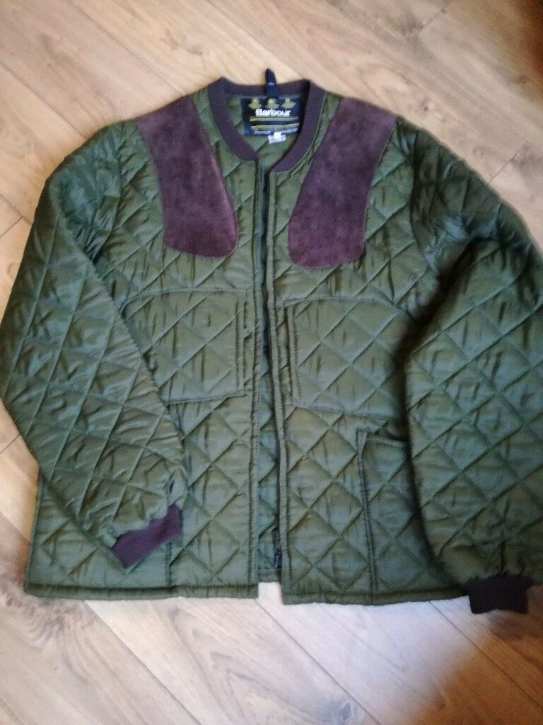 Barbour shooting jacket sutherland xl