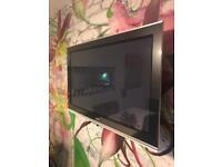 "42"" HITACHI HD PLASMA TV WITH MOTORISED STAND"
