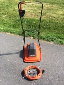 Flymo electric hover mower