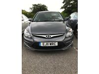 2011 HYUNDAI I30 1.6 CRDI DIESEL (SWAP FOR A FORD FIESTA ECONETIC OR VAUXHALL CORSA START STOP)