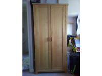 Single bedroom furniture - Wardrobe/chest of drawers/bedside table