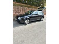 Volkswagen, GOLF, Hatchback, 2001, Manual, 1984 (cc), 5 doors