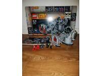 STAR WARS LEGO DEATH STAR FINAL DUEL BUILT