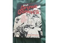 Crime Comics Graphic Novel