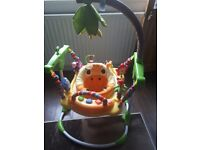 Jumperoo jungle theme from mothercare