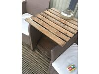 Ikea Small Table Suitable for Balcony
