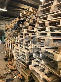 Free pallets COLLECTION ONLY DL5 6SP