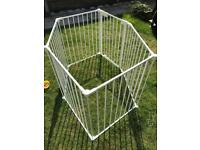 BabyDan - 12ft baby fence with a gate