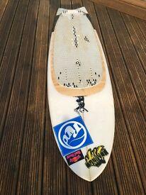 "RRD Domingo V2 5 8"" Kite Surfboard"