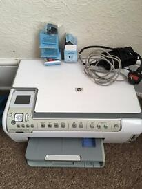 Hp printer with scanner