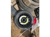 2009- VW GOLF MK6 SPARE WHEEL SPACE SAVER