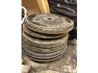Weight plates 10kg