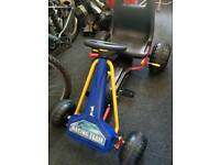 Smyths Go kart Like New....Age 3+
