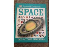 Space and Astronomy books. Immaculate condition like new