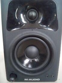 Speakers M audio AV42