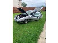 Ford, SIERRA, Hatchback, 1992, Manual, 1593 (cc), 5 doors