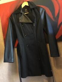 Atmosphere ladies coat black used size 8 used £3