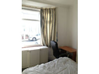 Large Sunny Double furnished room in a 5 shared house. (Available from the 12th of August )