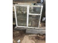Lead Steel Framed Windows