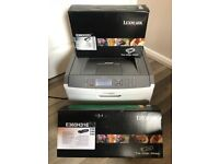 Lexmark E460dn A4 Laser Printer With Brand New High Yield Toner Cartridge & New Photoconductor Kit