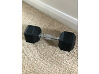 X1 8KG Dumbbell weight