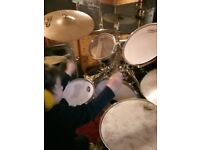 Drum lessons (first lesson free)