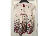 M&S girls dress 18-24 mths