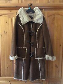 Monsoon Coat Size 12-14