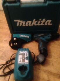 MAKITA boxed quality new drill