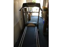 Body sculpture BT 4500 treadmill with power incline and decline LCD display