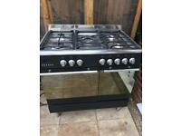 Gas cooker -90cm