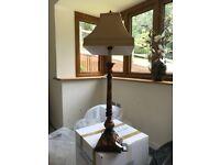 Table lamps. Ethan Allen