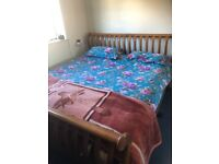 Super king Size bed and mattress for sale
