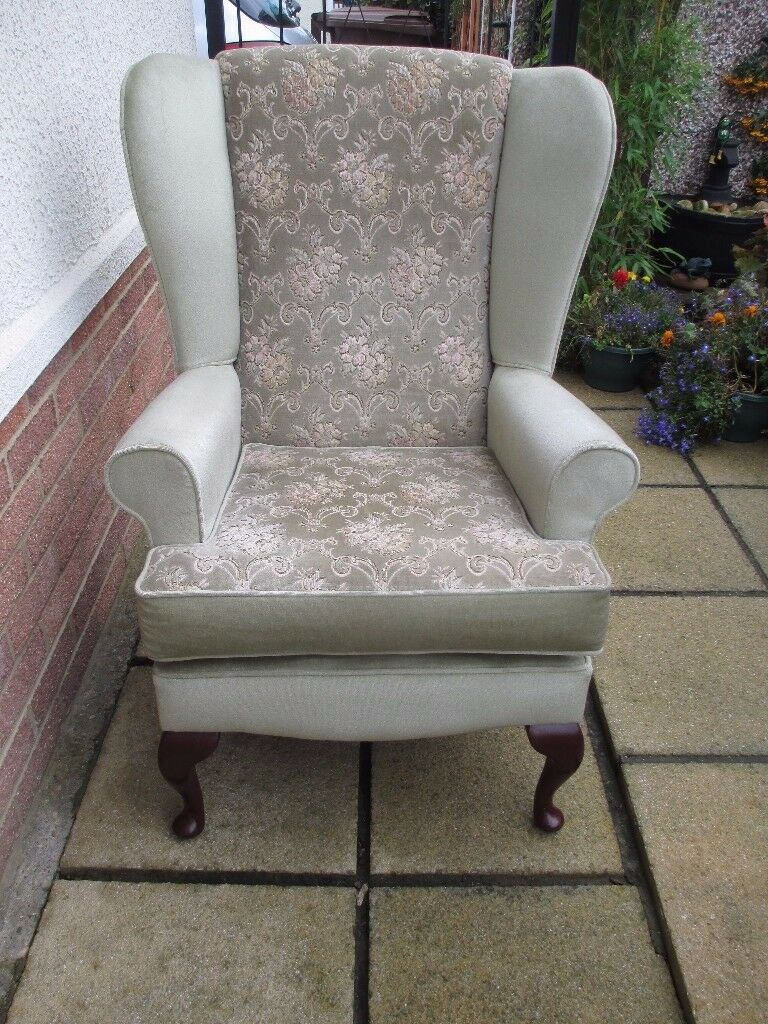 Excellent condition Wing Back Chair