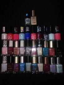 32x nail varnishes