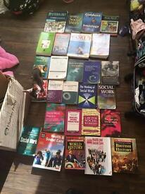 27 books for social work