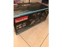 Makita DLX6067PT 18v Cordless Combo Kit