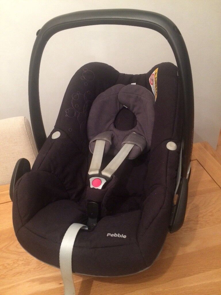 Maxi Cosi Pebble baby car seat | in Bishopbriggs, Glasgow | Gumtree