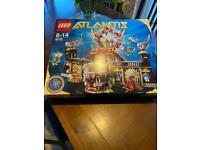 Lego Atlantis set