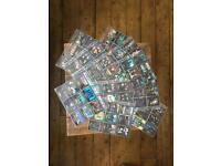 Beatles Trading Apple 100 Cards Full Set Cigarette Cd Vinyl 1996 Sports Time