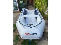 Honwave T32 Inflatable Boat 3.2m SIB Tender