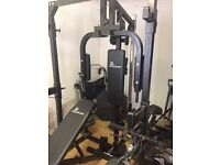 Duratec MultiGym set with Bench
