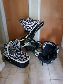Cosatto To and Fro Travel System Charleston