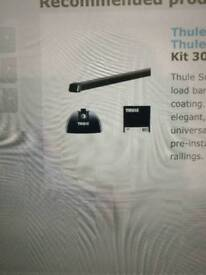 Roof bars thule