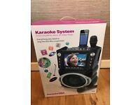 Brand new Karaoke USA machine -never been used!!