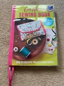 Sewing/knitting folders and books