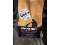 Wainwrights puppy food 2kg