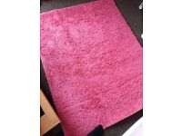 Large rug from ikea